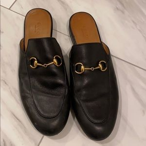 Shoes - Gucci Princeton Slippers With BOX !